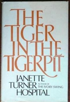 Hardcover Tiger in the Tiger Pit Book