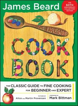 The Fireside Cook Book: A Complete Guide to Fine Cooking for Beginner and Expert 1416589678 Book Cover