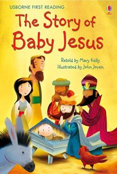 Story Of Baby Jesus - Book  of the 2.4 First Reading Level Four