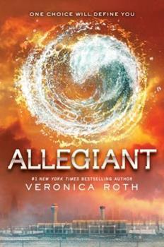 Paperback Allegiant (Divergent Series) Book