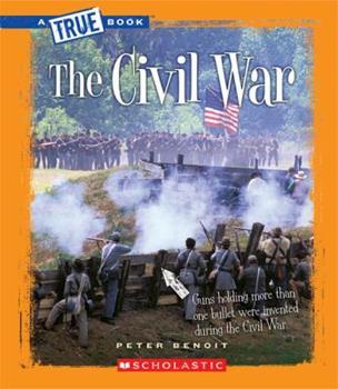 Paperback The Civil War (a True Book: The Civil War) Book