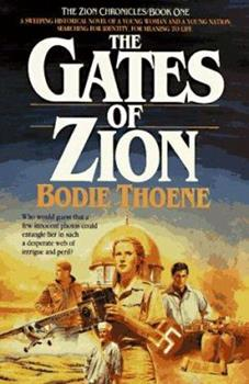 Paperback Gates of Zion (Zion Chronicles, Bk. 1.) Book