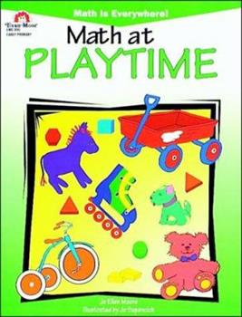 Math at Playtime - Book  of the Math is Everywhere!
