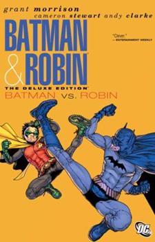 Batman & Robin: Batman vs. Robin - Book #190 of the Modern Batman