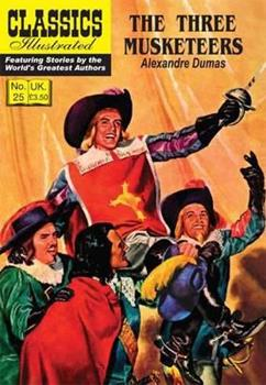 Paperback The Three Musketeers Book