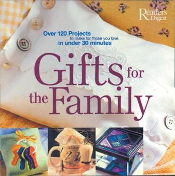 Hardcover Gifts for the Family Book