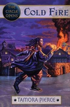 Hardcover Cold Fire (The Circle Opens #3) Book