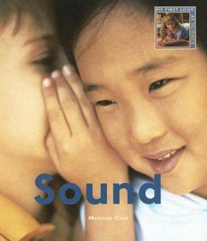 Hardcover Sound: My First Look At: Science Book