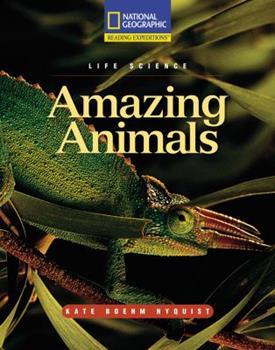 Paperback Amazing Animals (Life Science) Book