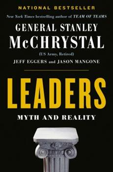 Hardcover Leaders: Myth and Reality Book