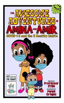 Paperback The Awesome Adventures of Amina and Amir Book