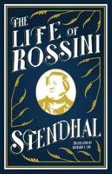 Vie de Rossini 071450632X Book Cover