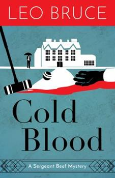 Cold Blood 0897330382 Book Cover