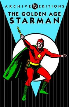 The Golden Age Starman Archives, Vol. 2 - Book  of the DC Archive Editions