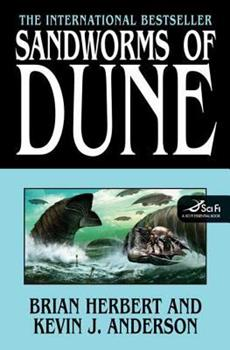 Sandworms of Dune - Book #8 of the Dune