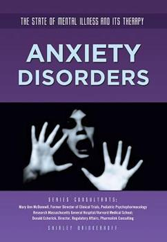 Anxiety Disorders - Book  of the State of Mental Illness and Its Therapy