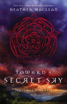 Toward a Secret Sky 0310754879 Book Cover