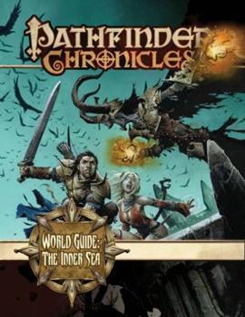 Pathfinder Player Companion: Inner Sea Primer - Book  of the Pathfinder Player Companion