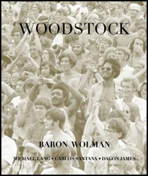 Hardcover Woodstock Book