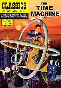 Paperback The Time Machine Book