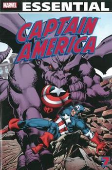 Essential Captain America, Vol. 7 - Book  of the Essential Marvel