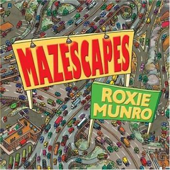 Mazescapes - Book  of the Maze Books