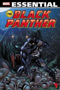 Essential Black Panther, Vol. 1 - Book  of the Essential Marvel