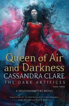 Queen of Air and Darkness 1442468440 Book Cover
