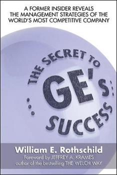 The Secret to GE's Success 0071475931 Book Cover