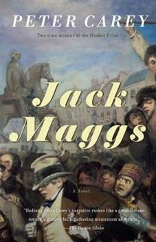 Jack Maggs 0679440089 Book Cover