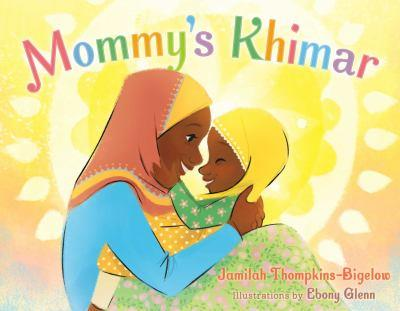 Hardcover Mommy's Khimar Book