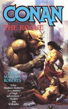 Conan The Rogue (Conan) - Book  of the Conan the Barbarian