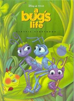 A Bug's Life: Classic Storybook (The Mouse Works Classics Collection) - Book  of the Disney's Wonderful World of Reading