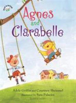 Agnes and Clarabelle 1619631377 Book Cover