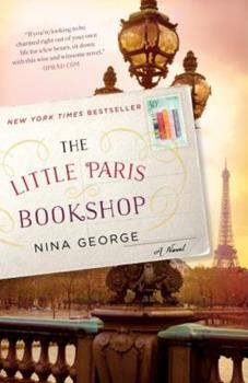 Paperback The Little Paris Bookshop Book