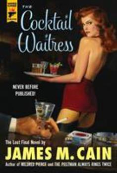 Hardcover The Cocktail Waitress Book