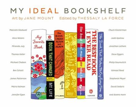 Hardcover My Ideal Bookshelf Book