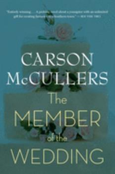 The Member of the Wedding 0553120808 Book Cover