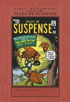 Marvel Masterworks: Atlas Era Tales of Suspense, Vol. 4 - Book #186 of the Marvel Masterworks