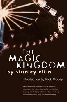 Paperback Magic Kingdom Book