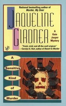 A Sensitive Kind of Murder 0425183157 Book Cover