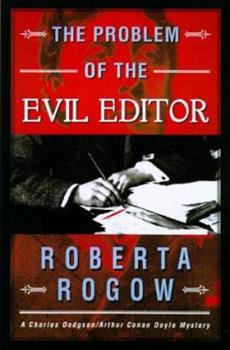 The Problem of the Evil Editor 0312209037 Book Cover