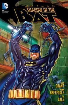Batman: Shadow of the Bat, Vol. 1 - Book #64 of the Modern Batman