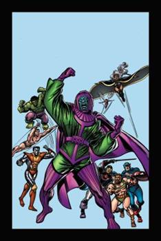 Avengers: The Once and Future Kang - Book  of the Avengers 1963-1996 #278-285, Annual