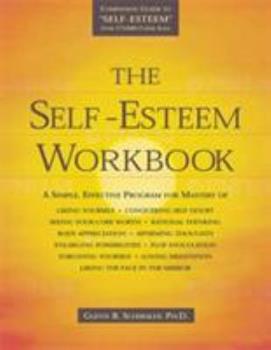 Paperback The Self-Esteem Workbook Book