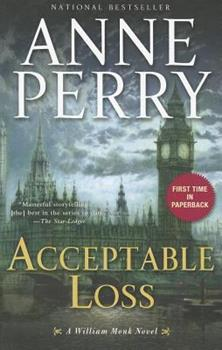 Acceptable Loss 0345510607 Book Cover