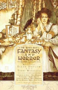 The Year's Best Fantasy and Horror: Tenth Annual Collection 0312157010 Book Cover