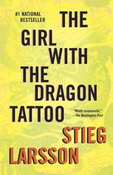 Paperback The Girl with the Dragon Tattoo Book
