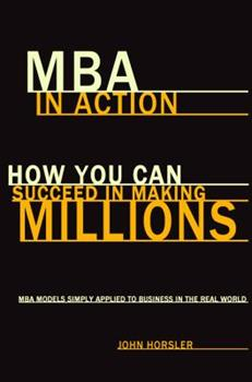 Paperback MBA in Action Book