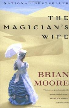 The Magician's Wife 0452279593 Book Cover